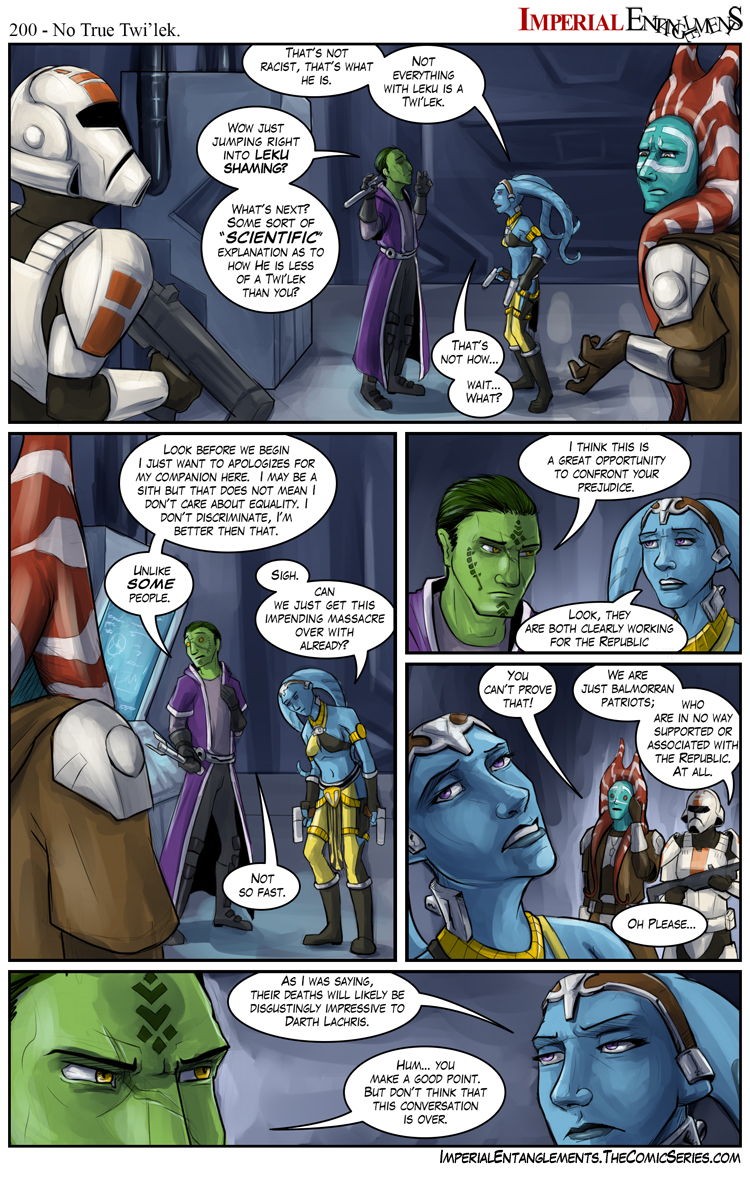 No True Twi'lek.